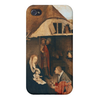 Nativity iPhone 4/4S Cover