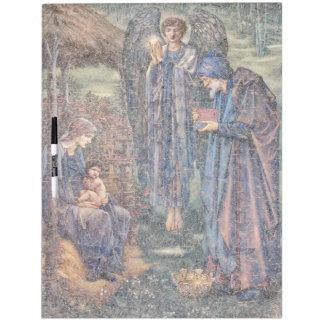 Nativity Jesus Wise Men Mary Dry Erase Board