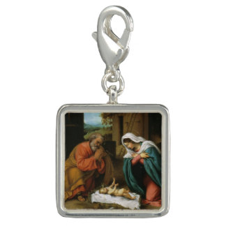 Nativity of Christ Charm