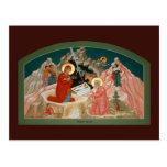 Nativity of Christ Prayer Card
