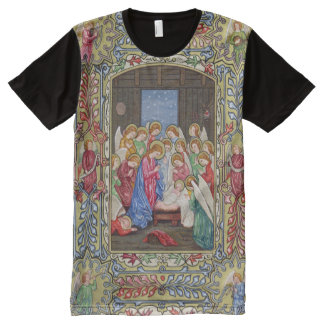 Nativity of Our Lord All-Over-Print T-Shirt