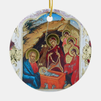 Nativity of Our Lord Ornament