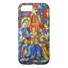 Nativity Painted Stained Glass Style Case-Mate iPhone Case