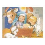 Nativity Post Card