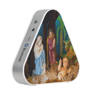 Nativity scene speaker