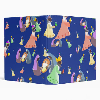 Nativity Wallpaper Binder
