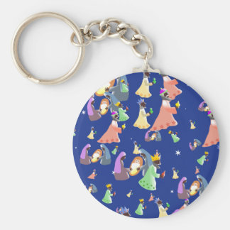 Nativity Wallpaper Keychain