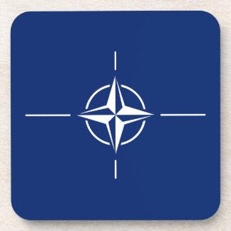 NATO Flag Coaster