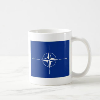 NATO Flag Coffee Mug