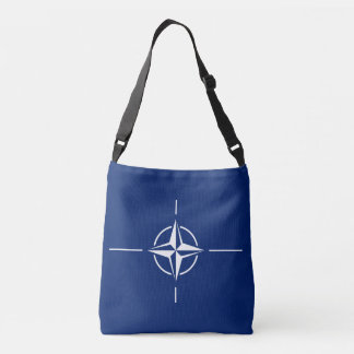 NATO Flag Crossbody Bag