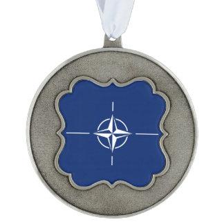 NATO Flag Ornament