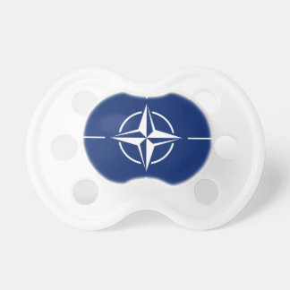 NATO Flag Pacifier