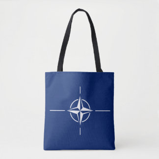 NATO Flag Tote Bag