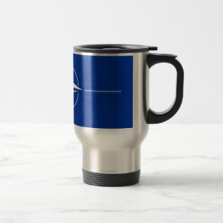 Nato Flag Travel Mug