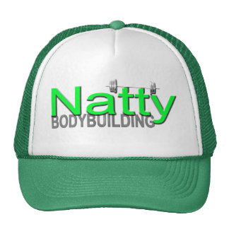 Natty Body Building Trucker Hat