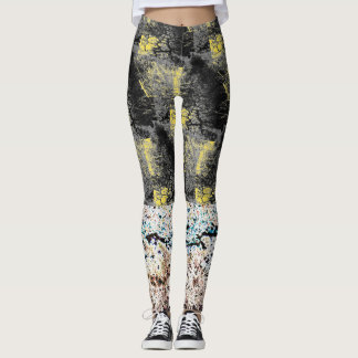 Natty Mashes Revisited Leggings