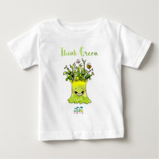 NATU NATU Think Green Baby T-Shirt