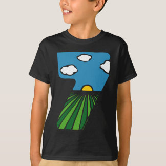 Natural 7 (crisp) T-Shirt