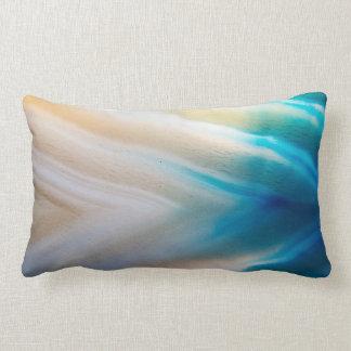 Natural Agate Stone Lumbar Pillow