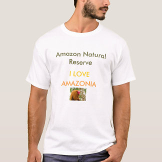 Natural Amazon Reserves T-Shirt