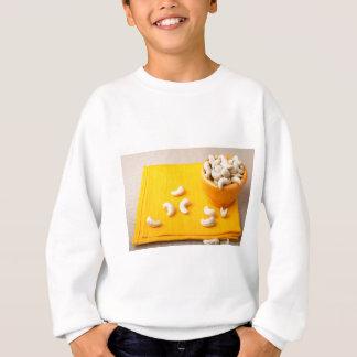 Natural and healthy food for raw foodists sweatshirt