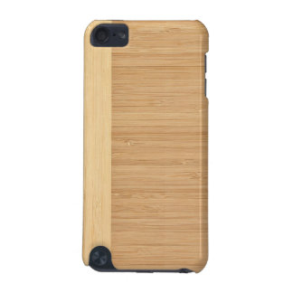 Natural Bamboo Border Wood Grain Look iPod Touch 5G Cover