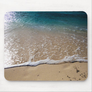 Natural Beach Mouse Pad