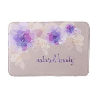 Natural Beauty Bathroom Mat