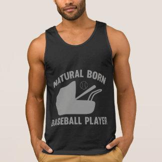 Natural Born Baseball Player