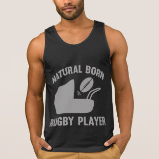 Natural Born Rugby Player