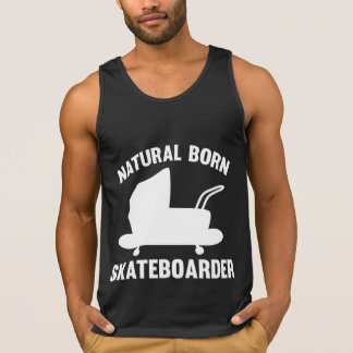 Natural Born Skateboarder
