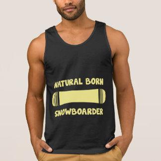 Natural Born Snowboarder