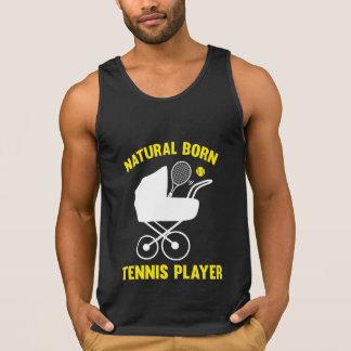 Natural Born Tennis Player