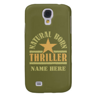 Natural Born Thriller custom HTC case