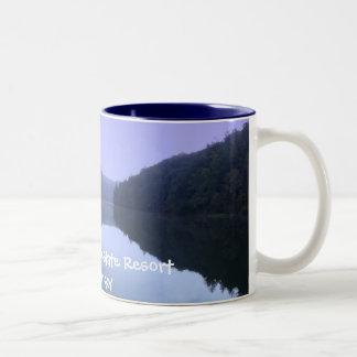 Natural Bridge State Resort Two-Tone Mug