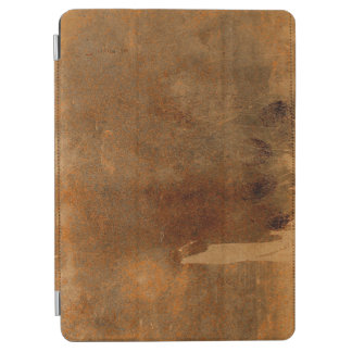 Natural Cow Hide Suede Leather iPad Air Cover