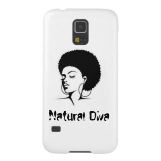 Natural Diva case Galaxy S5 Cover