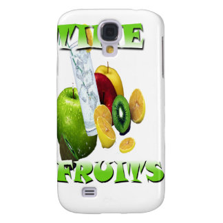 Natural Fruit Freshness Galaxy S4 Covers