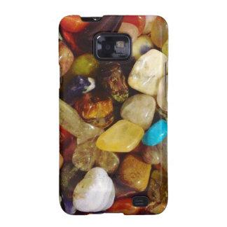 Natural Gemstones Samsung Galaxy SII Cases