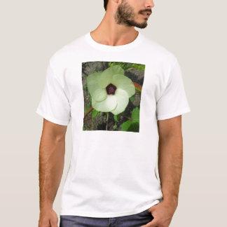 Natural Green Flower T-Shirt