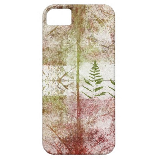 Natural Grunge iPhone 5/5S Covers