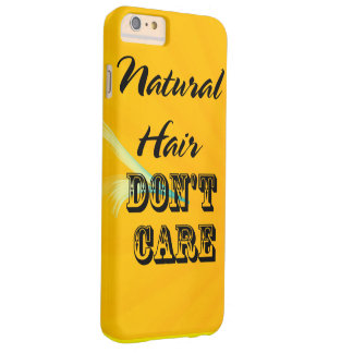 Natural hair dont care Case