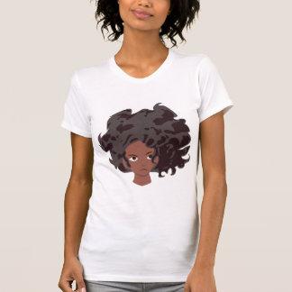 natural hair don't care T-Shirt