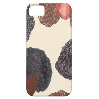 natural hair iPhone 5 cases
