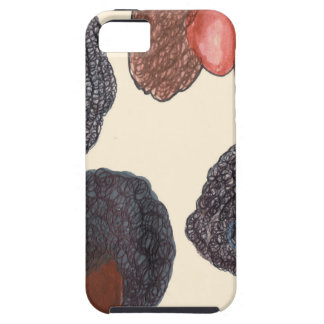 natural hair iPhone 5 cover