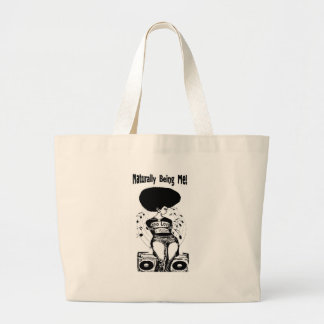 Natural Hair T shirt Bags
