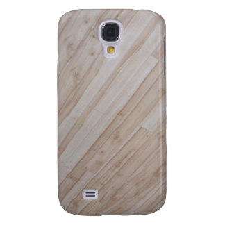Natural Hardwood Samsung Galaxy S4 Covers