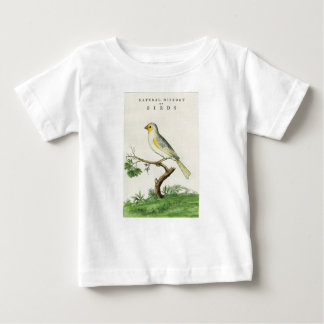 Natural History of Birds Baby T-Shirt