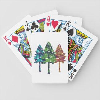 Natural Hues Bicycle Playing Cards