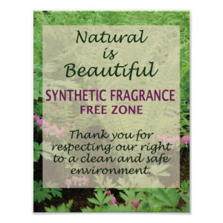 Natural is Beautiful Poster